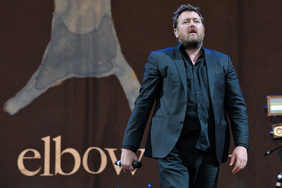Elbow perform at Reading Festival 2011 - 28/08/11