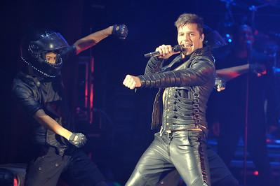 Ricky Martin performs at Hammersmith Apollo - 12/07/11