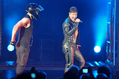 Ricky Martin performs at Hammersmith Apollo - 12/07/11