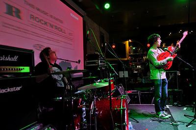 Brown Brogues perform at SXSW 2011 - 19/03/11