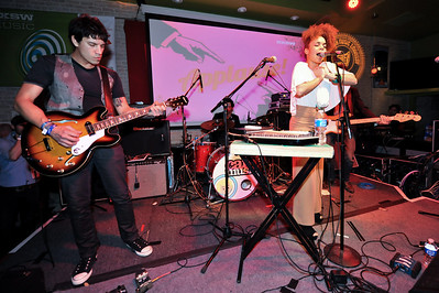 Andreya Triana performs at SXSW 2011 - 17/03/11