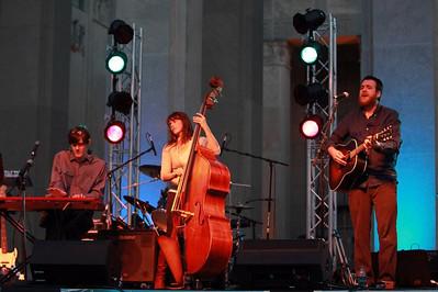 Taylor Hildebrand Trio, 01/07/11