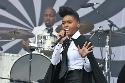 Janelle Monae performs at The Big Chill Festival 2011 - 06/08/11