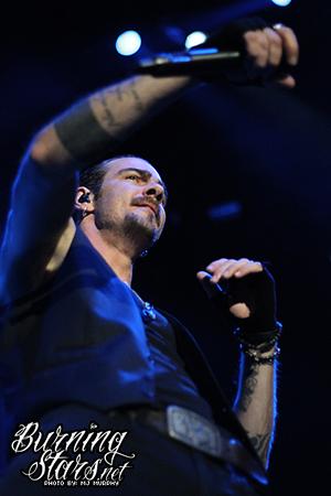 Three Days Grace @ Molson Amphitheatre (Toronto, ON); 7/14/11