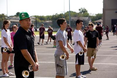 Band Camp Aug 13-14, 2012