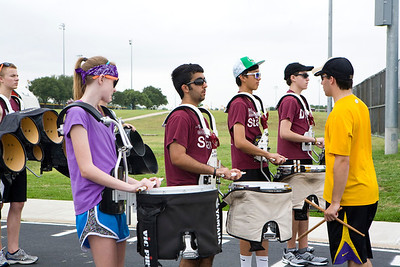 2012-2013 Plano Wildcat Band