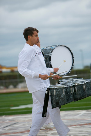 Lewisville Drumline Competition 2012