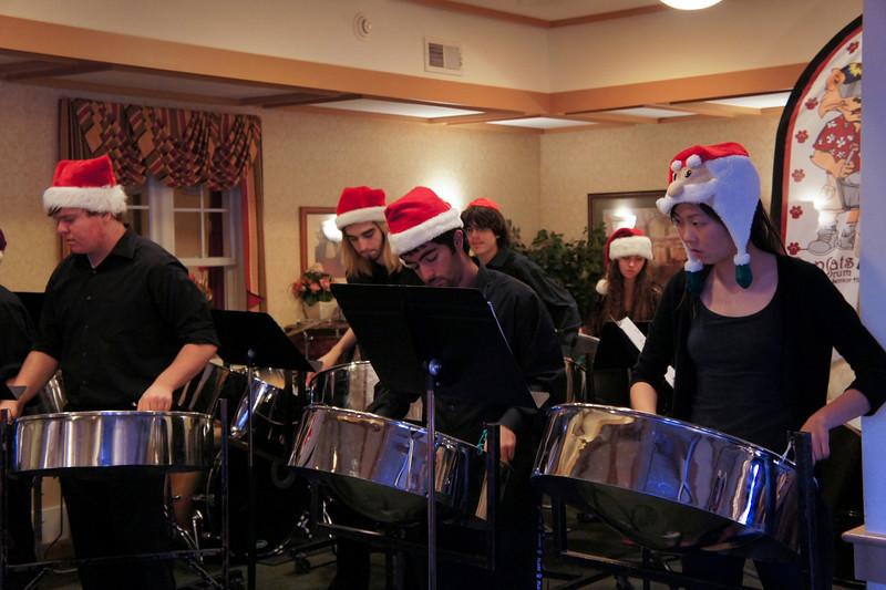 PanCats - Sunrise Senior Living - December 14, 2012