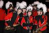 High School Band - 10/12/2012 Boys Varsity Football Homecoming Ludington