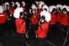 High School Band - 10/12/2012 Boys Varsity Football Homecoming Ludington