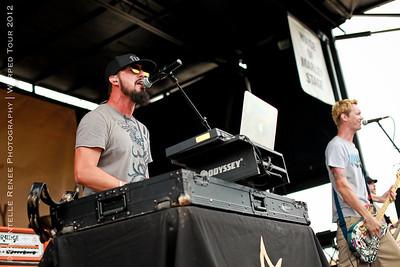 Ballyhoo! | Vans Warped Tour 2012 | Houston, TX
