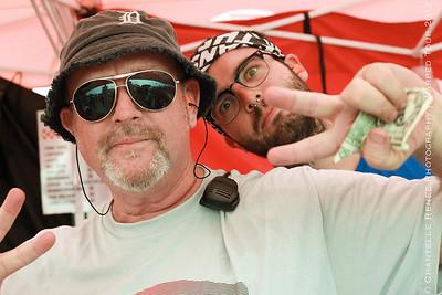 Warped Tour 2012 employees
