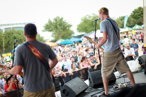 Ballyhoo! | Vans Warped Tour 2012 | Houston, TX