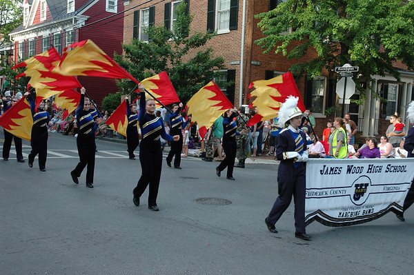 2012 Fireman's Parade