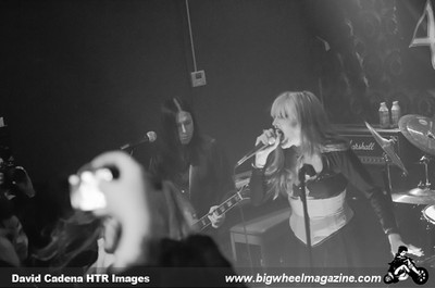 Heresy One Year Anniversary with 45 Grave and Burning Image - at Riley's Tavern - Bakersfield, CA - December 8, 2012