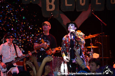 The Adicts - at House of Blues - Hollywood, CA - March 5, 2011