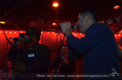 The Aggrolites - The Revivers - The Delirians - at Alex's Bar - Long Beach, CA - December 31, 2012