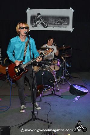 Big Wheel 15th Anniversary Party - Fallujah 71 - Los Angeles, CA - October 13, 2012
