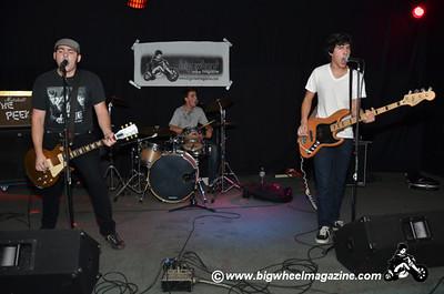 Big Wheel 15th Anniversary Party - The Peeks - Los Angeles, CA - October 13, 2012