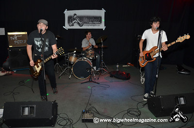 Big Wheel 15th Anniversary Party - The Peeks - Los Angeles, CA - October 13, 2012
