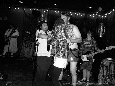 Black Fag - Girl-illa Biscuits - The Buzzcuts - and Smart Patrol - at Alex's Bar - Long Beach, CA - November 30, 2012