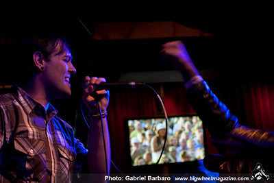 Cherry S/T reunion - Dagnese - West 40 - Heartbeat City - at The Hard Rock Cafe - Boston, MA - October 12, 2012