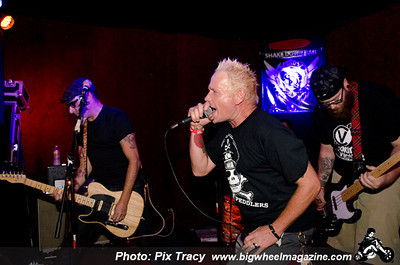 Decry - at The Shakedown - San Diego, CA - September 28, 2012