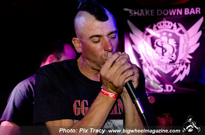 Hollywood Hate - at The Shakedown - San Diego, CA - September 28, 2012