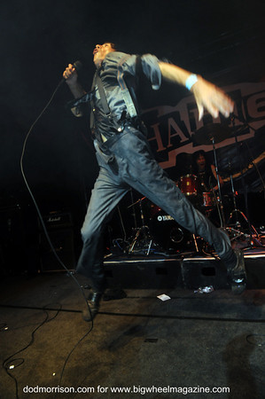 Sham 69 - Durham Punk Festival - at Dunelm House - Durham, UK - September 15, 2012