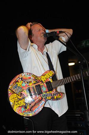 Zounds - Durham Punk Festival - at Dunelm House - Durham, UK - September 15, 2012