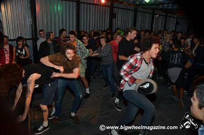 Bad Antics - at Blue Star - Los Angeles, CA - July 27, 2012
