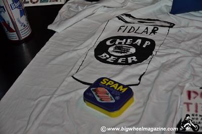 FIDLAR - The Shine - Bad Antics - at Blue Star - Los Angeles, CA - July 27, 2012