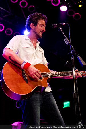 Frank Turner - at The House of Blues - Anaheim, CA - September 20, 2012
