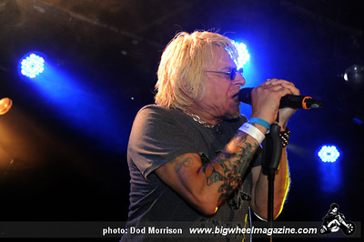UK SUBS - The Great British Alternative Music Festival - Minehead Butlins, UK - April 27-28-29, 2012