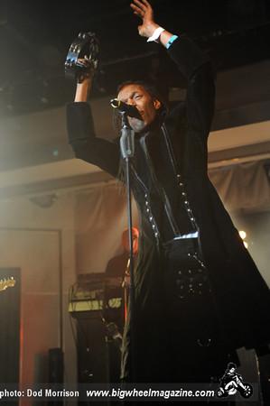 The Great British Alternative Music Festival - Minehead Butlins, UK - April 27-28-29, 2012