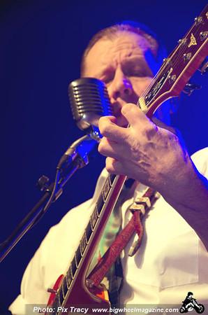 Reverend Horton Heat - Jello Biafra - and Tijuana Panthers - at The Fonda - Los Angeles, CA - December 27, 2012