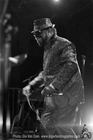 "Northern Soul & Boss Sound Revue with Gwen Owens & Roy Ellis ""Mr. Symarip"" - at The Echoplex - Los Angeles, CA - November 16, 2012"
