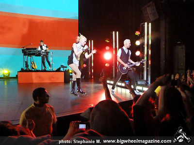 No Doubt - at Gibson Amphitheatre - Universal City, CA - November 24, 2012