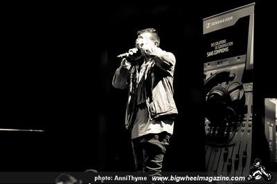 Public Enemy - X-Clan - Monie Love - at Club Nokia - Los Angeles, CA - December 13, 2012