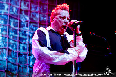 Public Image Ltd. - at Club Nokia - Los Angeles, CA - October 28, 2012