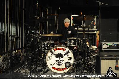 Rancid - at The Warfield - San Francisco, CA - March 24, 2012