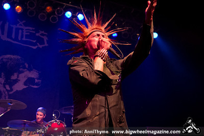 The Casualties - at Congress Theater - Chicago, IL - September 15, 2012