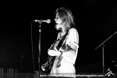 Dead Sara - Riot Fest 2012 - at Congress Theater - Chicago, IL - September 14, 2012