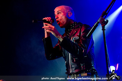 Neon Trees - Riot Fest 2012 - at Congress Theater - Chicago, IL - September 14, 2012