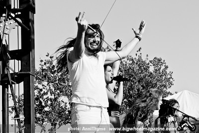 Andrew WK - Riot Fest 2012 - at Congress Theater - Chicago, IL - September 15, 2012