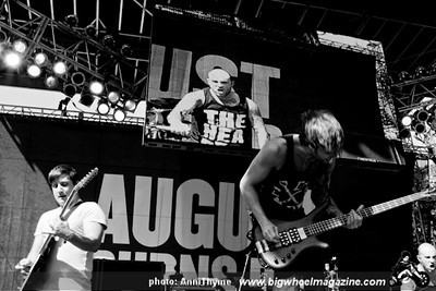 August Burns Red - Riot Fest 2012 - at Congress Theater - Chicago, IL - September 15, 2012