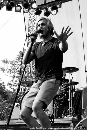 AWOL Nation - Riot Fest 2012 - at Humboldt Park - Chicago, IL - September 16, 2012
