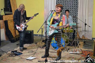 Sloppy Jane - The Fort LA - Los Angeles, CA - November 30, 2012