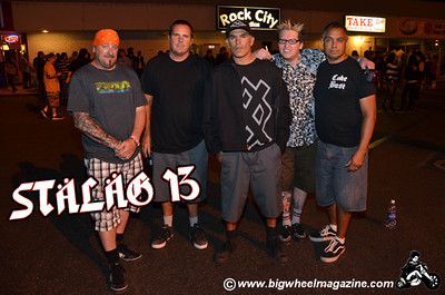 Stalag 13 - at Rock City - Camarillio, CA - July 11, 2012