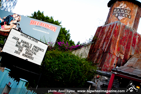 Sunset Strip Music Festival 2012 - West Hollywood, CA - August 16-18, 2012